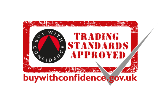 Trading standards approved, click to see or lrave a review