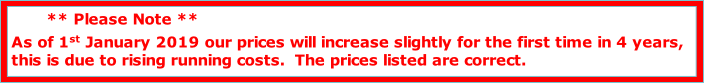 ** Please Note **